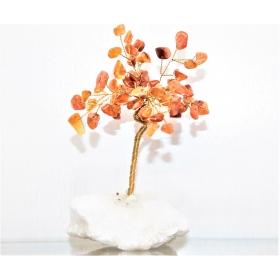 Karneool kristallipuu (hetkel otsas)