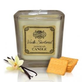 "Sojavahast naturaalne lõhnaküünal ""Vanilje"""