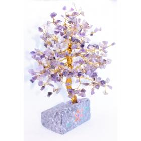 Ametüst Kristallipuu 320 kristalli