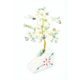 Puuahhaat (Dendriitahhaat) Kristallipuu 80 kristalli
