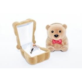"Kinkekarp sõrmusele ""Karu"""